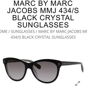 🕶 NWOT 🕶 Marc by Marc Jacobs Sunglasses